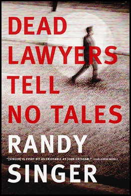 Dead Lawyers Tell No Tales Cover image