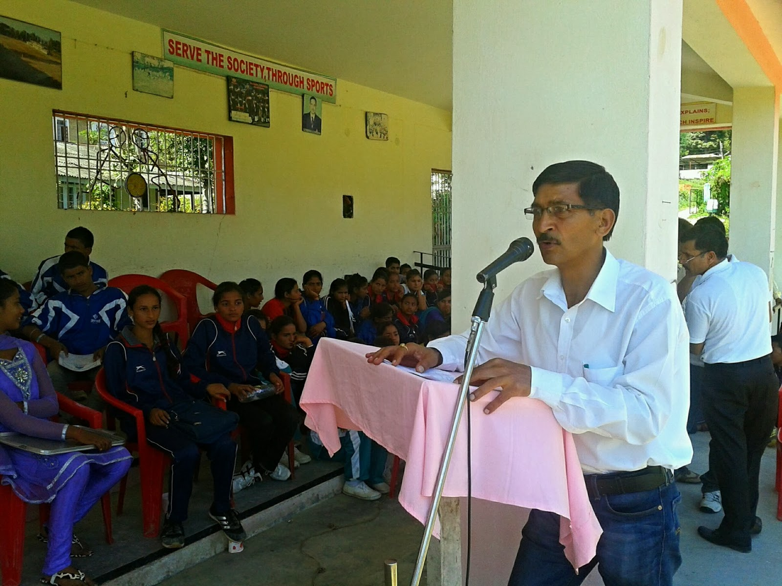 Govt. Girls Senior Secondary School, Joginder Nagar: Chief ...
