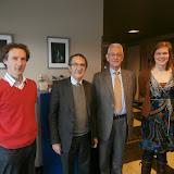 Een monument van de Belgische politiek op het SAB (6 november): Willy Claes
