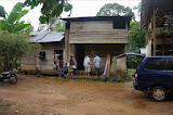 Village house in Dawar near Gunung Niut (Thomas Ulrich, June 2012)