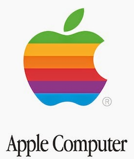 Old Apple Computer Logo