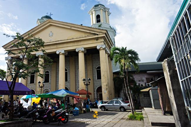 San Bartolome Church Malabon