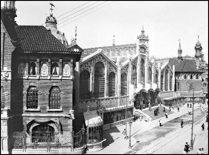 mercado central 1928