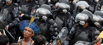 Brazil-protest-indigenous