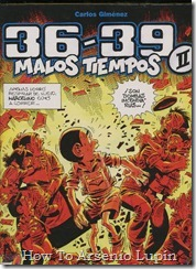P00002 - Carlos Gimenez - 1936- Malos Tiempos howtoarsenio.blogspot.com #2