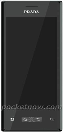 LG Prada K2