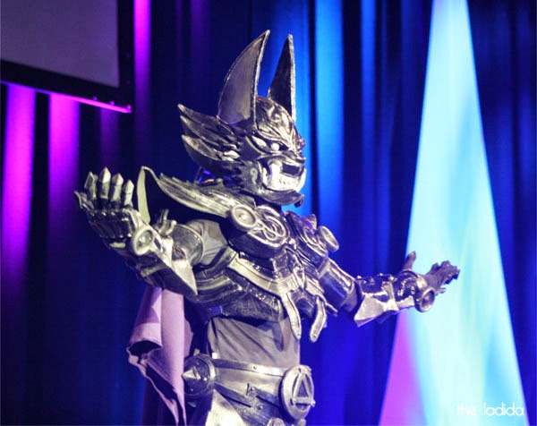 SMASH! Cosplay Competition 2013 - JAL Best of Show & Momoi's Choice - Jaaku - Garo Makai Senki