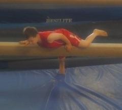 Gymnastics at MN Aerials