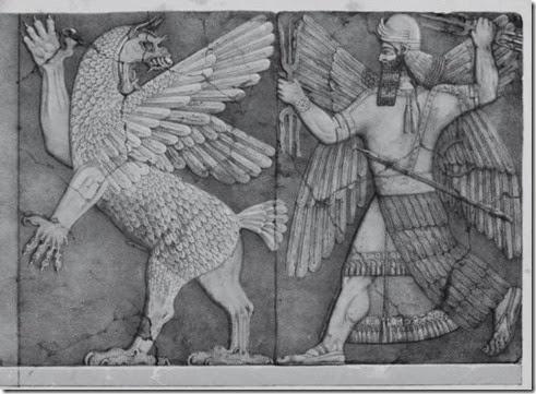 mesopotamia batalla dioses