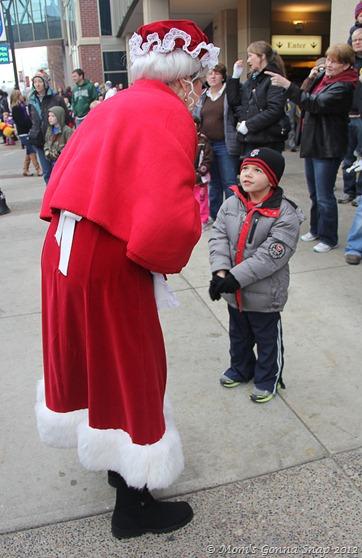 Santa's Arrival (3)
