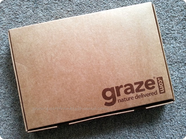 graze box snacks breakfast porridge