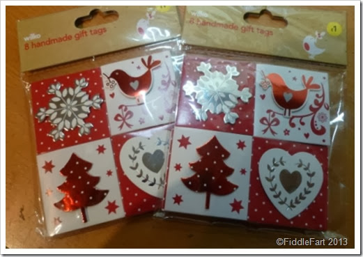 Willko Christmas gift tags