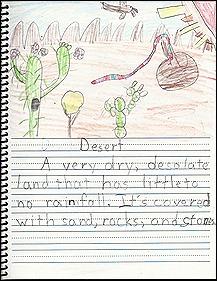 desert vocab