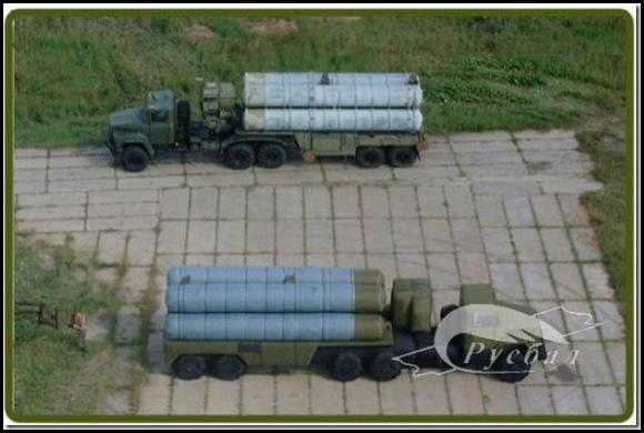 Russie une armée gonflable-20