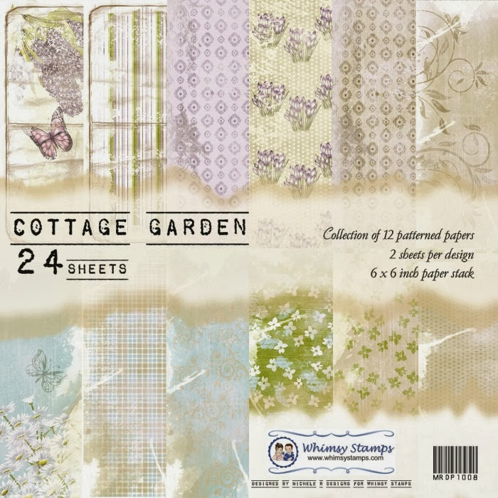 Cottage Garden Front Sheet
