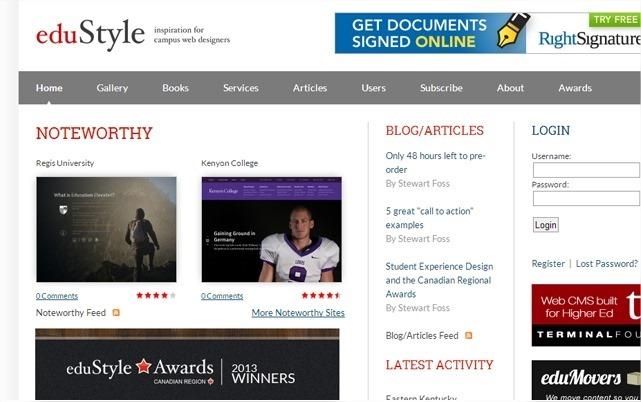 13 galerías web sobre CSS para encontrar inspiración 6