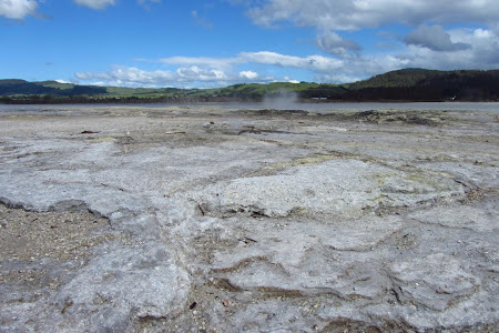 Imagini Insula de Nord: Zona lor de vulcani noroiosi in Rotorua