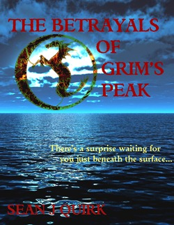 The Betrayals of Grim's Peak Cover
