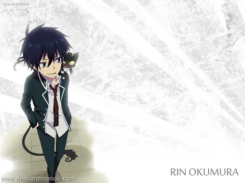 Ao no exorcist  anime wallpapers papeis de parede download desbaratinando   (13)