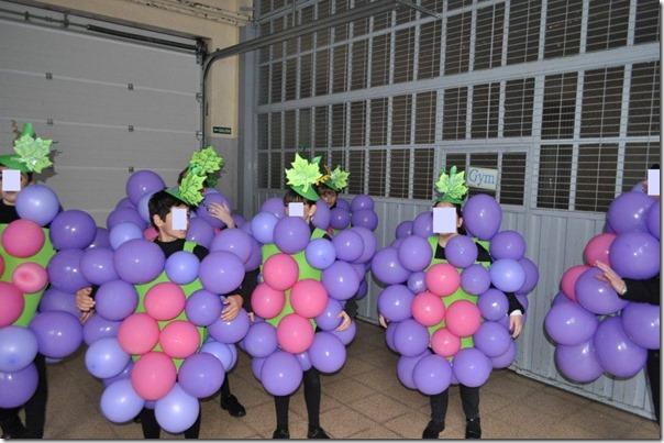 disfraz de uva 1