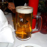 bitburger german beer in Berlin, Berlin, Germany