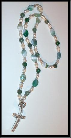 grønt smykke1