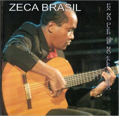Zeca Brasil Capa