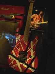 Eddie Van Halen's baby (not Wolfie)