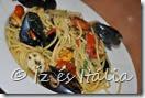 Olasz tészták: spagetti