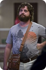 "ZACH GALIFIANAKIS as Alan in Warner Bros. Pictures' and Legendary Pictures' comedy ""The Hangover,"" a Warner Bros. Pictures release. PHOTOGRAPHS TO BE USED SOLELY FOR ADVERTISING, PROMOTIONAL, PUBLICITY OR REVIEWS OF THIS SPECIFIC MOTION PICTURE AND TO REMAIN THE PROPERTY OF THE STUDIO. NOT FOR SALE OR REDISTRIBUTION."