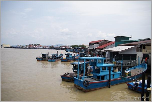 吉輦河渔村