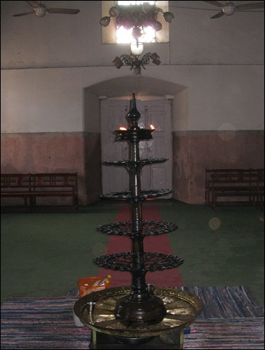 Multi-tiered Oil Lamp
