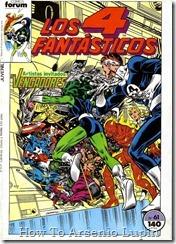 P00062 - Los 4 Fantásticos v1 #61