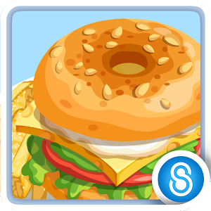 Restaurant Story: Bagel Cafe For PC
