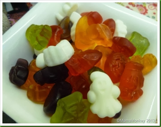Rowntree Halloween Randoms
