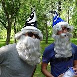the wizards in Malton, Ontario, Canada