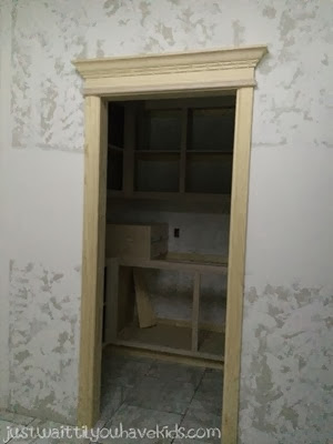 Week 24-Pantry Casing