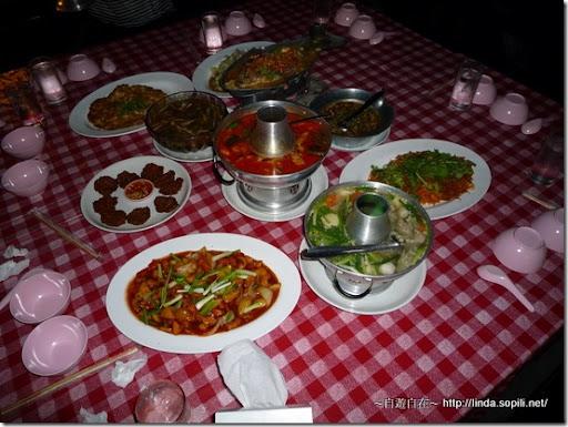 泰國芭達雅-錫攀水上市場Pattaya Floating Market 風味餐