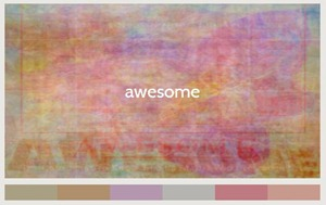 color of awesome