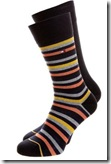 Tommy Hilfiger 2 Pack Fun Socks