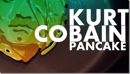 Kurt Cobain pancake video