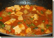 4 - Thai Red Curry - Tofu