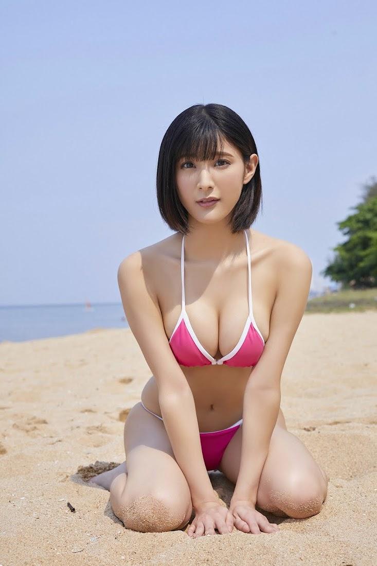 [YS Web] 2018-08-15 Vol.814 Hinano Ayakawa 彩川ひなの 1st week - idols