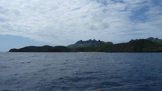 Ostküste von Waya.