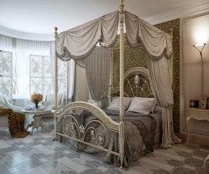 diseño-de-cama-decoración-BOUDOIR-en-habitaciones