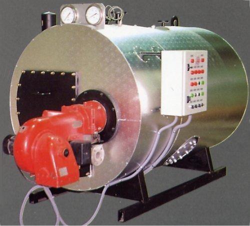 El gas natural en la generación de vapor