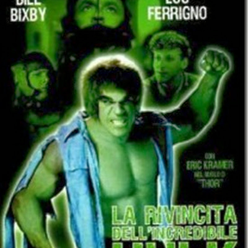 La rivincita dell' incredibile Hulk (1986)