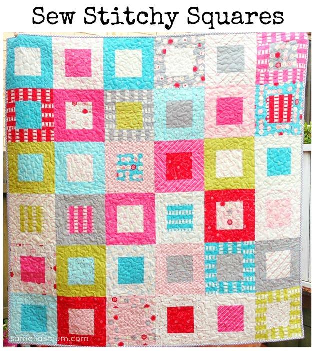 Simple Quilt Patterns Using Squares : simple quilt block patterns MEMEs