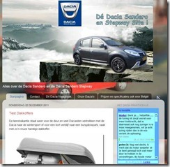 De Dacia Site van Nederland 05