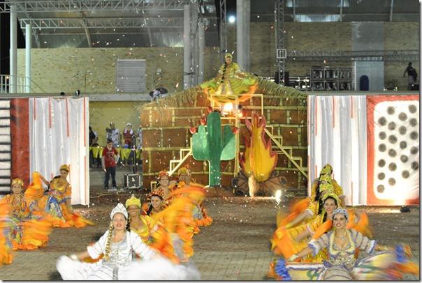Festival de Quadrilhas de Pau dos Ferros 2012 (2)
